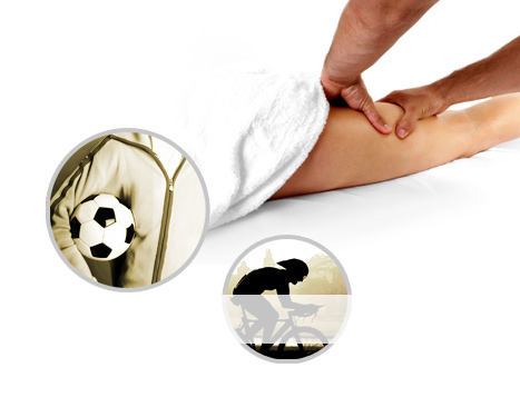 Zensation Behandeling - Sportmassage